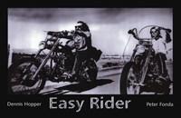 Easy Rider Dennis Hopper & Peter Fonda Fine Art Print