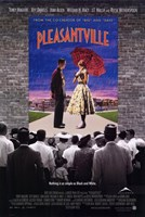 Pleasantville Tobey Maguire Framed Print