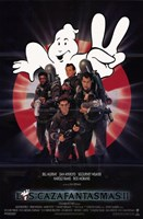 Ghostbusters 2 (spanish) Wall Poster