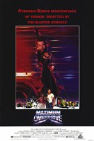 Maximum Overdrive Wall Poster