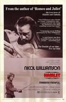 Hamlet - love story Wall Poster