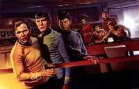 Star Trek Special Edition Framed Print