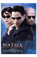 The Matrix Wall Poster