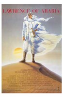 Lawrence of Arabia Sand Dune Wall Poster