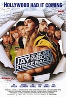 Jay and Silent Bob Strike Back Film Wall Poster