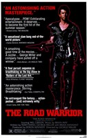 The Road Warrior Movie Wall Poster