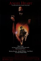 Angel Heart Wall Poster
