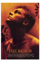 The Beach DiCaprio Wall Poster