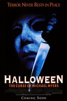 Halloween 6: the Curse of Michael Myers Framed Print