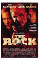 The Rock Wall Poster