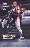 Robocop Wall Poster