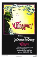 Chinatown Movie Wall Poster