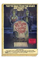 Return of the Living Dead Wall Poster