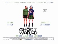 Ghost World Framed Print
