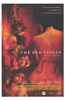 The Red Violin Wall Poster
