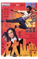 Big Boss Chinese Wall Poster