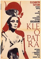 Cleopatra, c.1963 - woman Fine Art Print