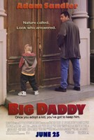 Big Daddy Framed Print