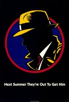 Dick Tracy Next Summer They're Out to Get Him Wall Poster