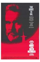 The Hunt for Red October Framed Print