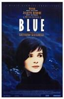 Trois Couleurs: Bleu Wall Poster
