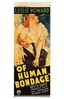 of Human Bondage - tall Wall Poster