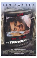 The Truman Show Wall Poster