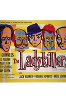 Ladykillers - square Wall Poster