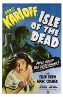 Isle of the Dead Wall Poster
