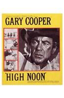 High Noon Screen Shots Wall Poster