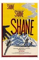 Shane, Shane, Shane Fine Art Print