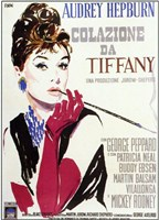 Breakfast At Tiffany's (italian) Wall Poster