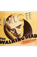 The Walking Dead Karloff Wall Poster