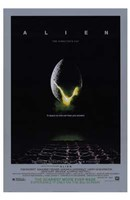 Alien: the Director's Cut Framed Print