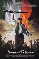 Michael Collins Wall Poster