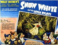 Snow White and the Seven Dwarfs Screen's Supreme Thrill Wall Poster