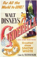 Cinderella For All the World to Love Wall Poster