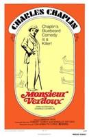 Monsieur Verdoux Wall Poster