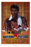 The Greatest 1977 Wall Poster