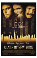 Gangs of New York Wall Poster