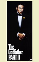 Godfather Part 2 Tall Wall Poster