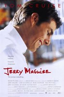 Jerry Maguire Framed Print