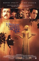Midnight in the Garden of Good and Evil Wall Poster