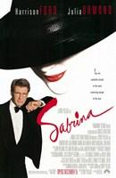 Sabrina Wall Poster