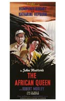The African Queen Tall Framed Print