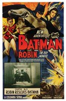 Batman and Robin - Robin Rescues Batman Framed Print