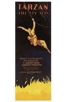 Tarzan the Ape Man, c.1932 Wall Poster