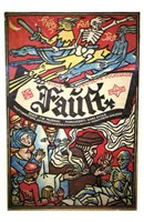 Faust Wall Poster