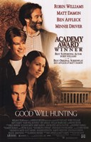 Good Will Hunting Robin Williams Wall Poster