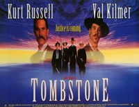 Tombstone Movie Wall Poster